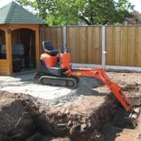 Klik voor tuin en terras